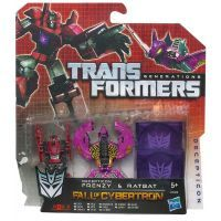 Hasbro Transformers Generations transformovatelné disky  A1421 - A 1423 Frenzy&Ratbat 4