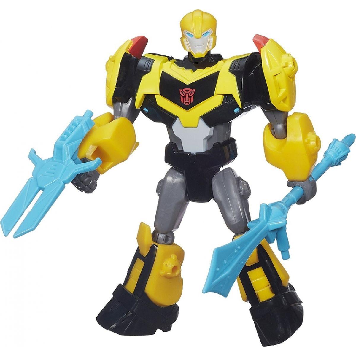 Hasbro Transformers Hero Mashers Transformer 15 cm - Bumblebee