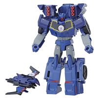 Hasbro Transformers Kombinátor set Laserbeak a Soundwave
