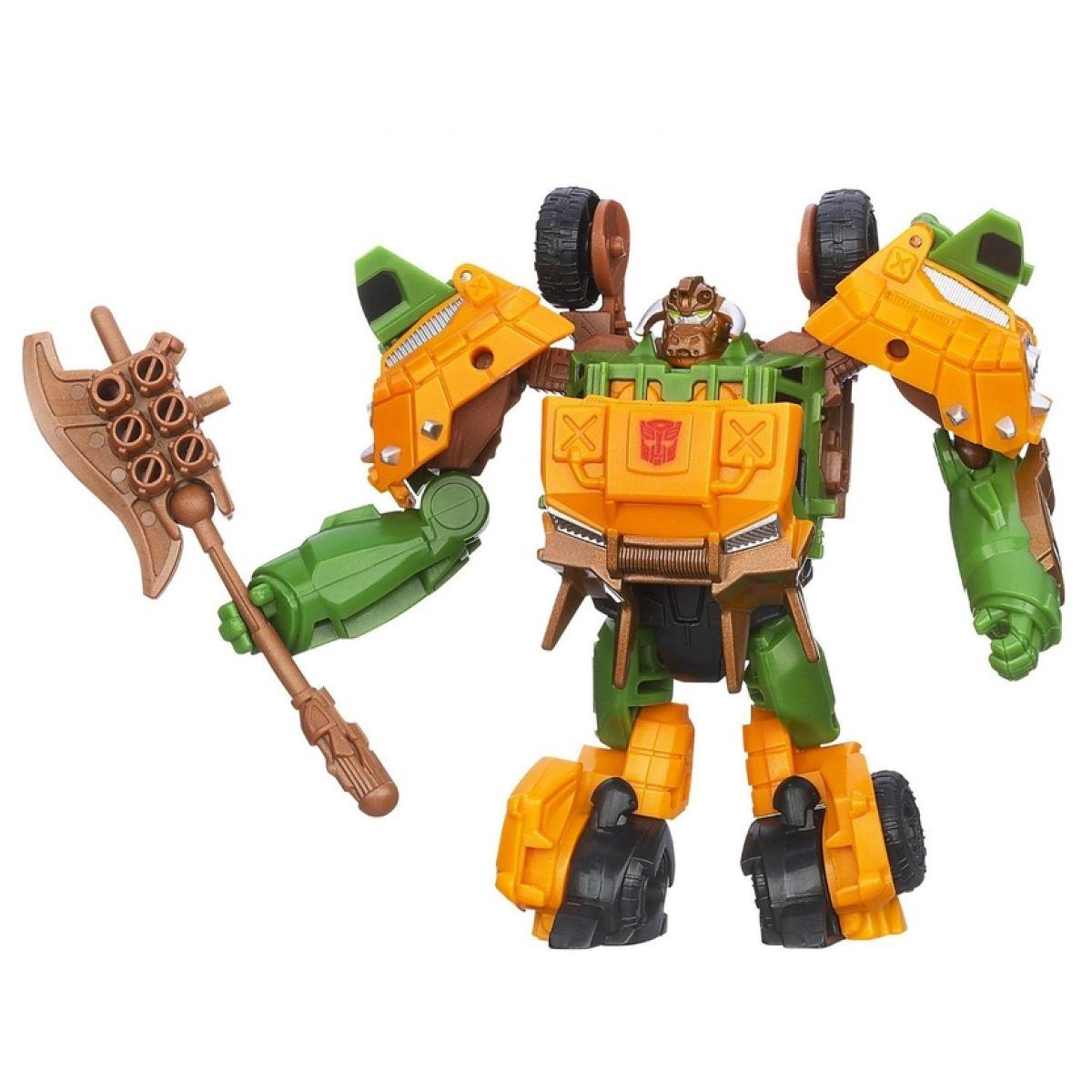 Transformers Lovci příšer s akčními doplňky Hasbro - Bulkhead