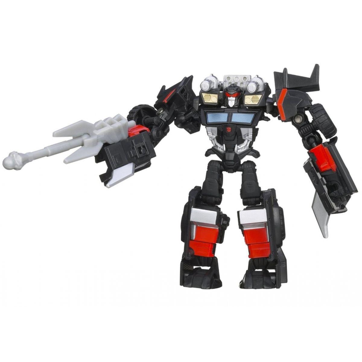 Transformers Lovci příšer s akčními doplňky Hasbro - Trailcutter