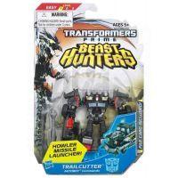 Transformers Lovci příšer s akčními doplňky Hasbro - Trailcutter 3