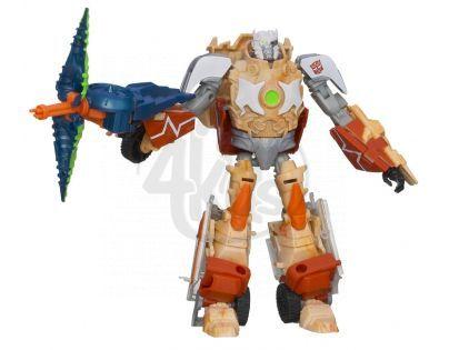 Hasbro Transformers Lovci příšer se střílecími projektily - Autobot Ratchet