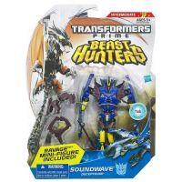 Hasbro Transformers Lovci příšer se střílecími projektily - Soundwave 5