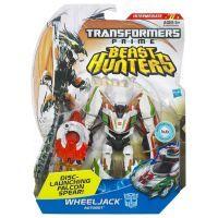 Hasbro Transformers Lovci příšer se střílecími projektily - Wheeljack 5
