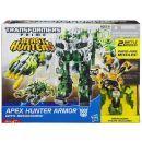 Transformers vozidla pro lov příšer Hasbro A1975 - Apex Hunter Armor 4