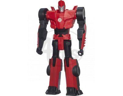Hasbro Transformers Pohyblivý Transformer 30 cm - Sideswipe