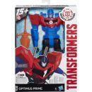 Hasbro Transformers Pohyblivý Transformer 30 cm se zvuky - Optimus Prime 2
