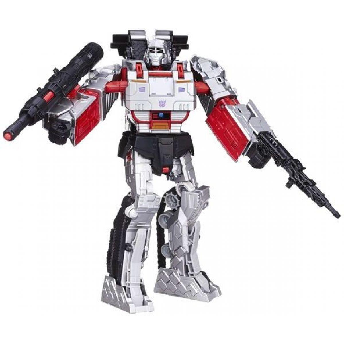 Hasbro Transformers pohyblivý Transformer s akčními doplňky - Megatron