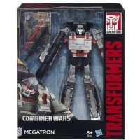 Hasbro Transformers pohyblivý Transformer s akčními doplňky - Megatron 2