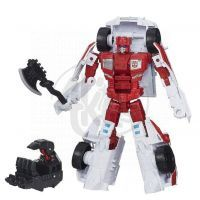 Hasbro Transformers pohyblivý Transformer s vylepšením - First Aid