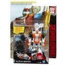 Hasbro Transformers pohyblivý Transformer s vylepšením - Alpha Bravo 3