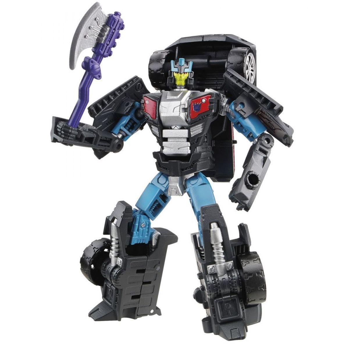 Hasbro Transformers pohyblivý Transformer s vylepšením - Offroad