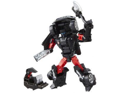 Hasbro Transformers pohyblivý Transformer s vylepšením - Trailbreaker