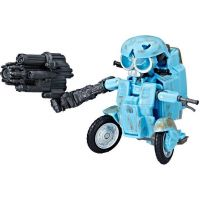 Hasbro Transformers Poslední rytíř Deluxe Autobot Sqweeks