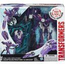 Hasbro Transformers RID Souboj Miniconů - Deception Fracture a Airazor 3