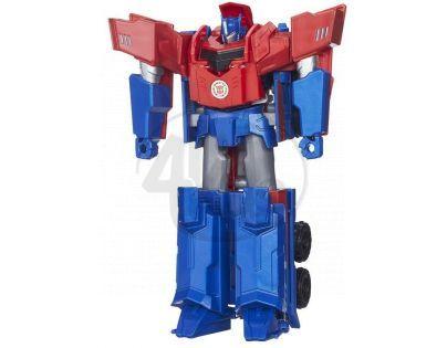 Hasbro Transformers RID transformace ve 3 krocích Optimus Prime