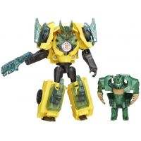 Hasbro Transformers Rid Transformer a Minicon - Bumblebee vs. Major Mayhem