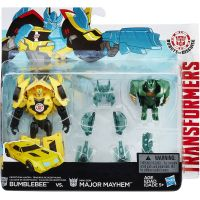Hasbro Transformers Rid Transformer a Minicon - Bumblebee vs. Major Mayhem 3