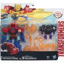 Hasbro Transformers Rid Transformer a Minicon - Optimus Prime vs. Bludgeon 2