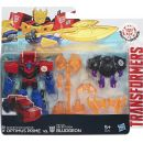 Hasbro Transformers Rid Transformer a Minicon - Optimus Prime vs. Bludgeon 2
