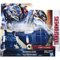 Hasbro Transformers TRA MV5 Turbo 1x transformace Barricade 3