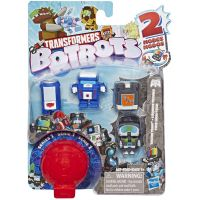 Hasbro Transfromers BotBots 5 figurek Plechovka