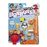 Hasbro Transfromers BotBots 8 figurek Tučňák E4143