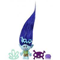 Hasbro Trollové Malá postavička s extra dlouhými vlasy Branch
