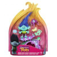 Hasbro Trollové Tematický hrací set Branch