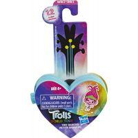 Hasbro Trolls Tiny Dancers figurka Modré srdce