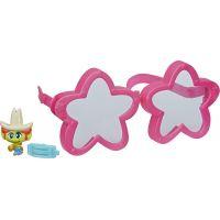 Hasbro Trolls Tiny Dancers figurka Růžová kytička 3