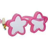 Hasbro Trolls Tiny Dancers figurka Růžová kytička 5