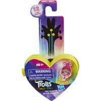 Hasbro Trolls Tiny Dancers figurka Žluté srdce