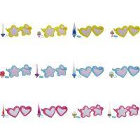 Hasbro Trolls Tiny Dancers figurka Růžová kytička 6