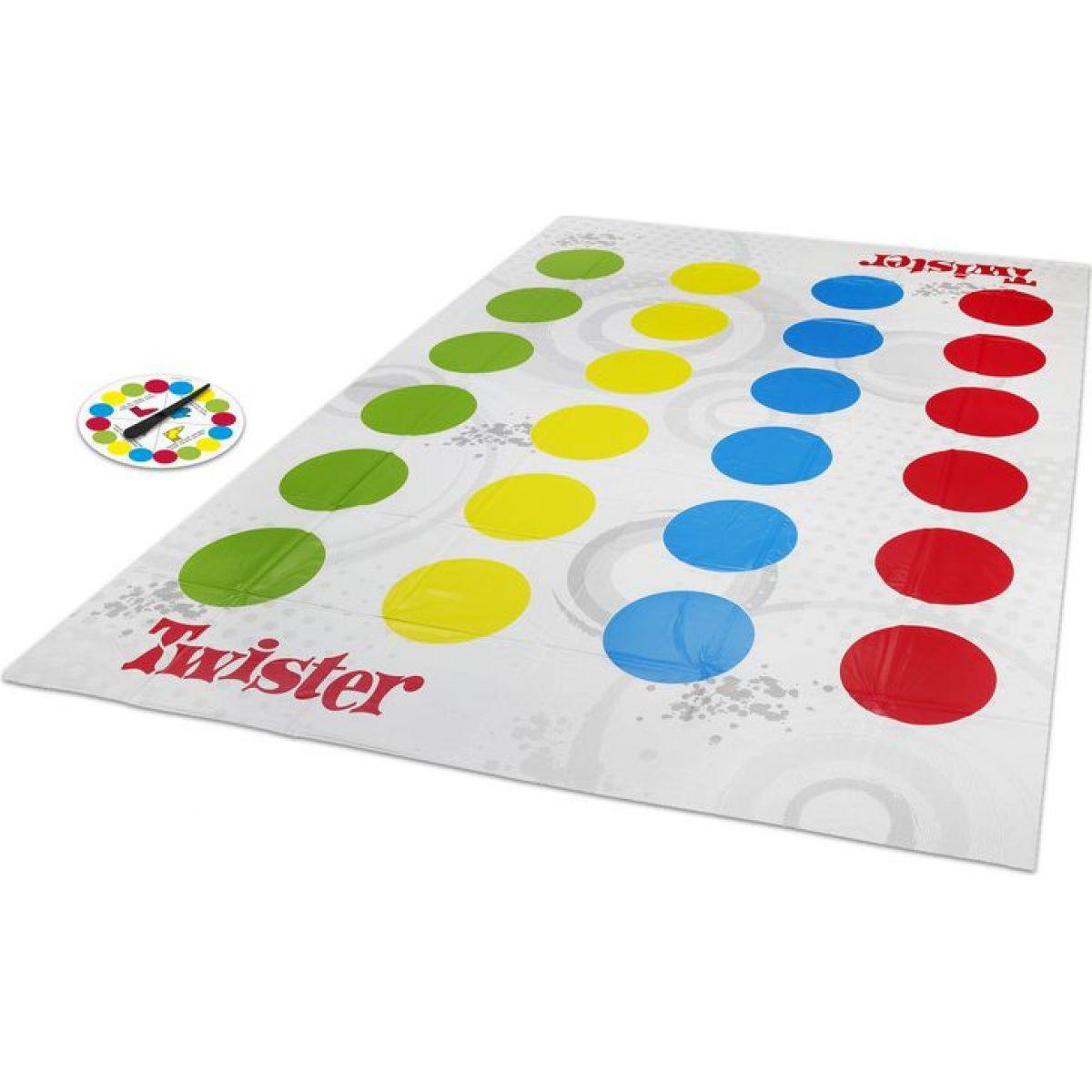 Hasbro Twister Vylepšená verze
