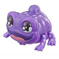 Hasbro Yellies Ještěrka fialová