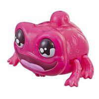 Hasbro Yellies Ještěrka růžová