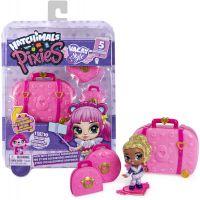 Spin Master Hatchimals pixies panenky v kufru růžová
