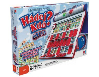 Hasbro 14635 - MB games - Hádej kdo? EXTRA