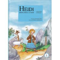 Heidi děvčátko z hor Spyri, Johanna; Říha, Bohumil