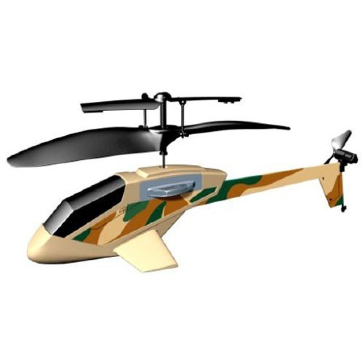 Silverlit GS1021_85720 - Helikoptéra X-Rotor:PicooZ Desert King