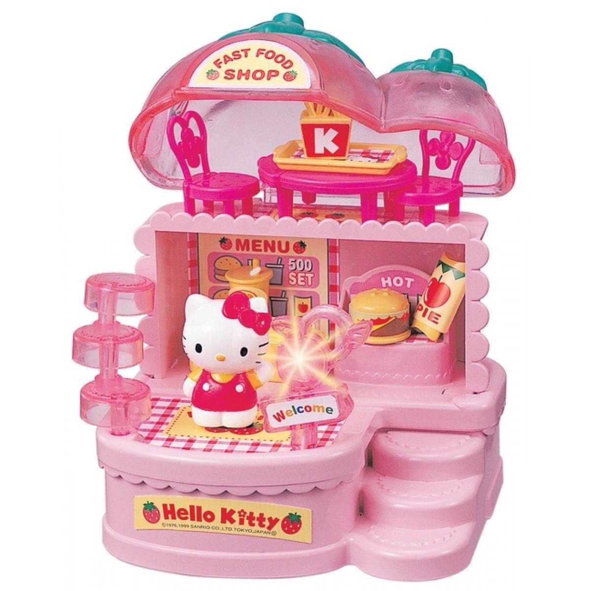 EPLine EP01059 - Hello Kitty fast food - Rychlé občerstvení - Cukrárna