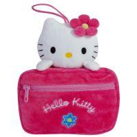 Hello Kitty kapsička plyšová 22cm