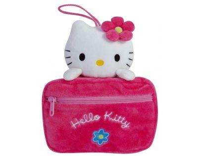 Hello Kitty kapsička plyšová
