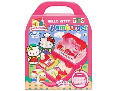 EPLine EP01058 - Hello Kitty Miniměsto v kufříku - vila