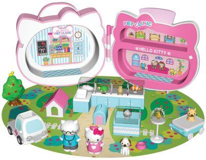 EP Line Hello Kitty Nemocnice pro zvířátka