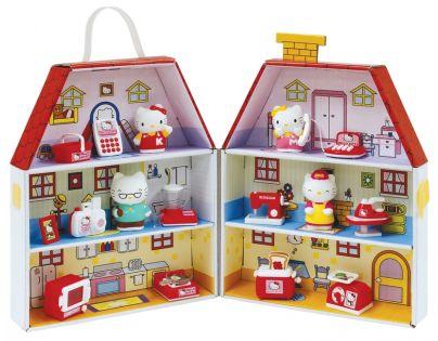 EP Line Hello Kitty Papírový domeček