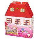 EP Line Hello Kitty Papírový domeček 3