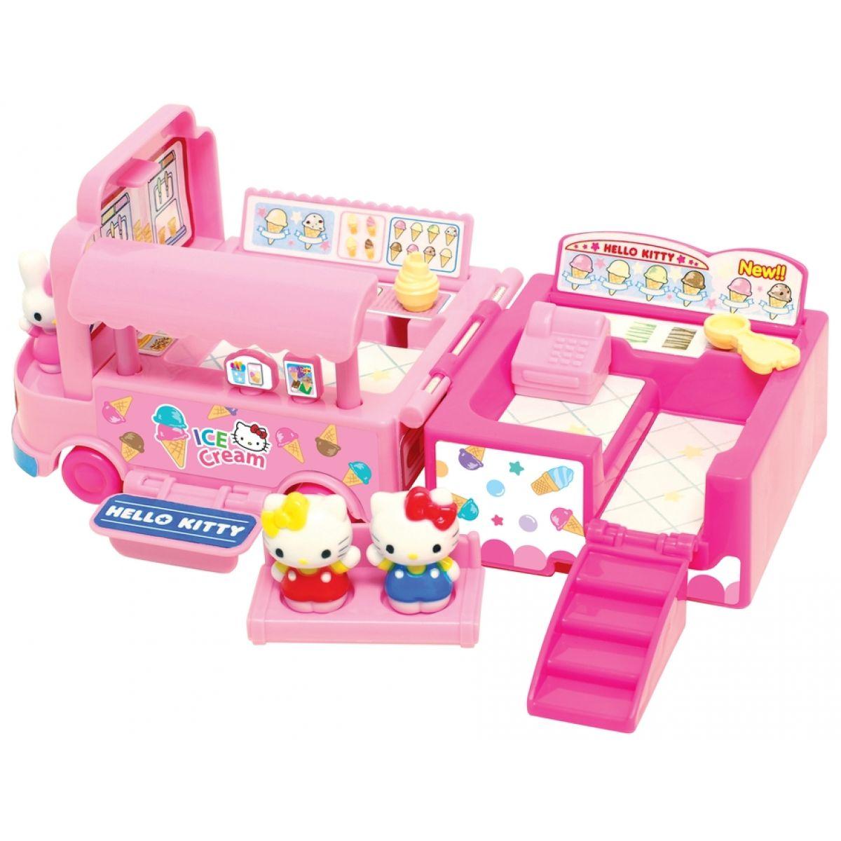 EPLine EP01103 - Hello Kitty Pojízdná cukrárna